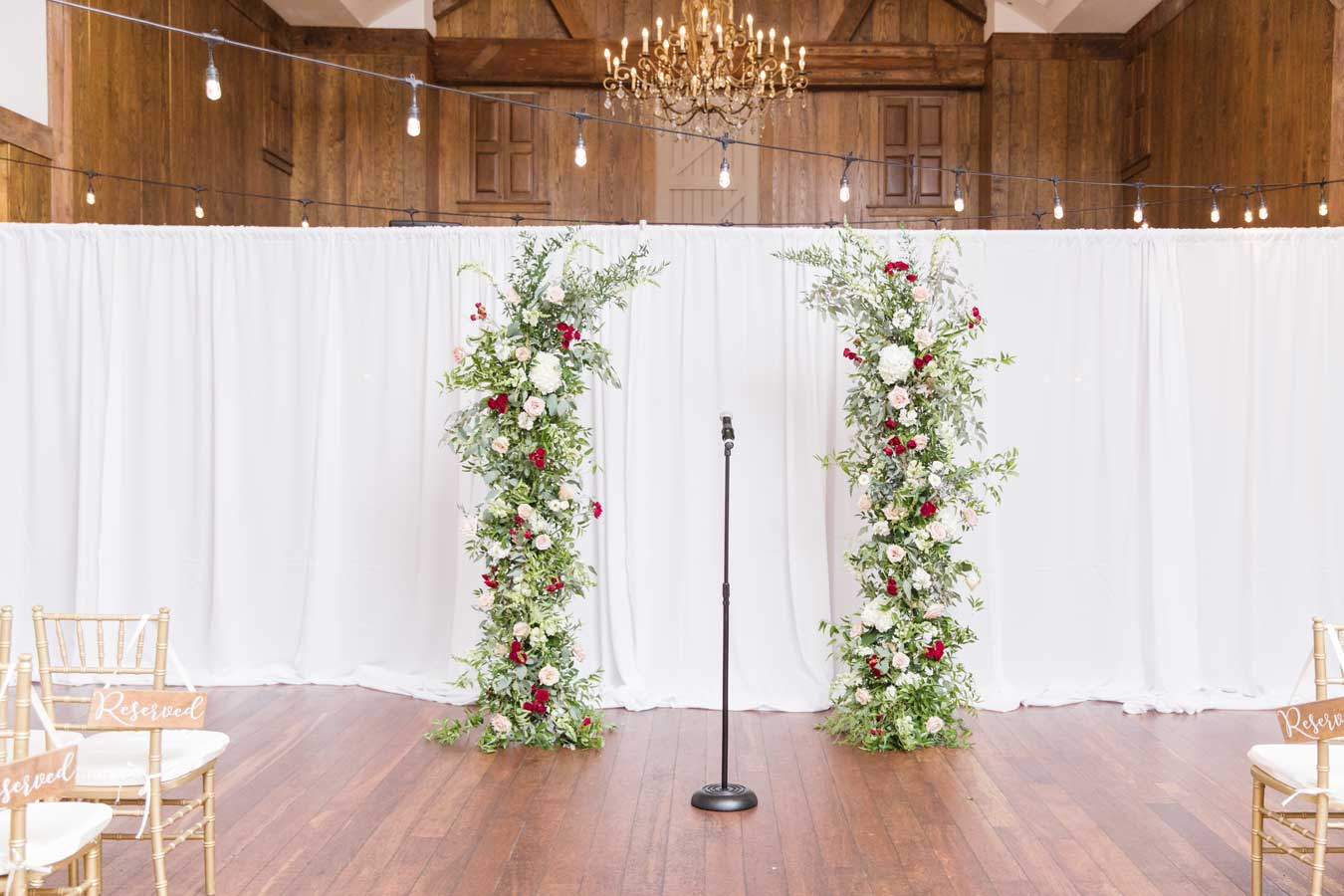 Marriage Ceremony Stage